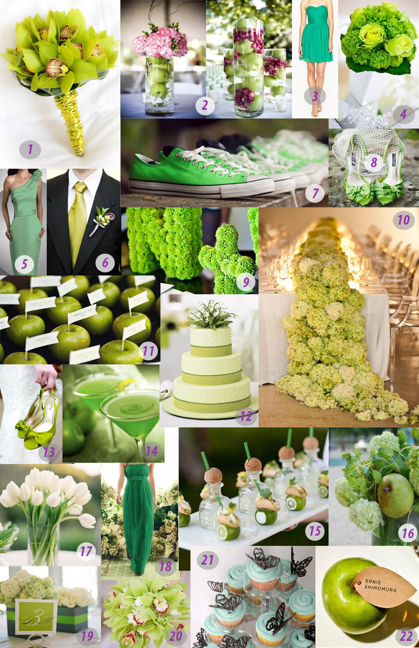 Green wedding inspiration the high life suite fashion food love links junglespirit Image collections
