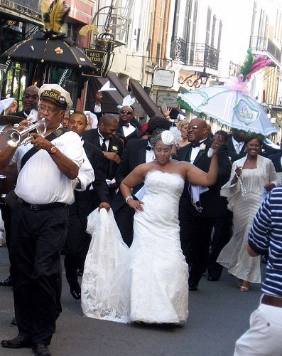 Weddings, New Orleans Style | The High Life Suite | Fashion. Food. Love.