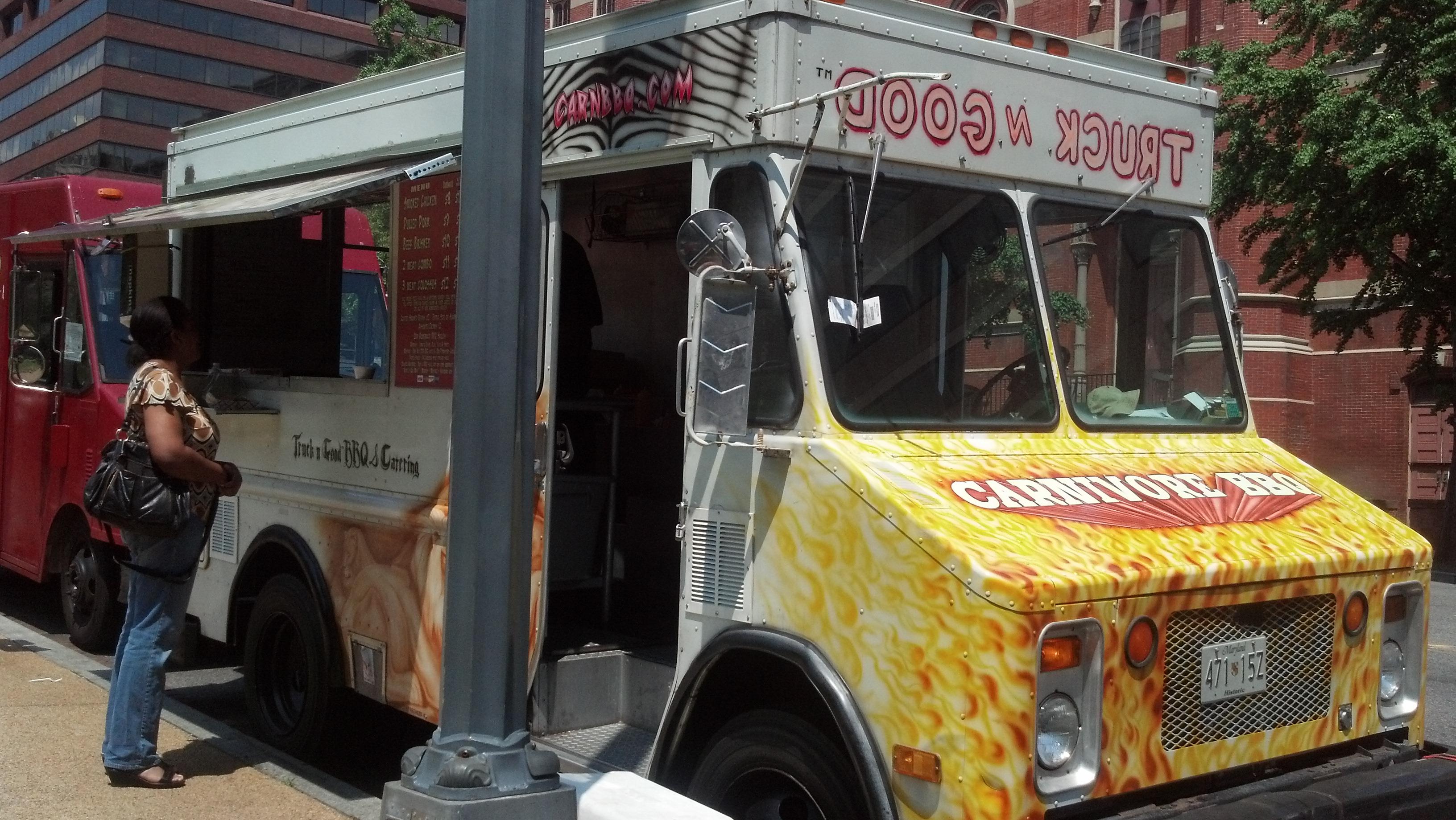 Carnivore Bbq Food Truck