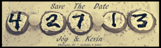 cookies save the date