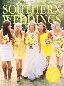 southern weddings magazine V5