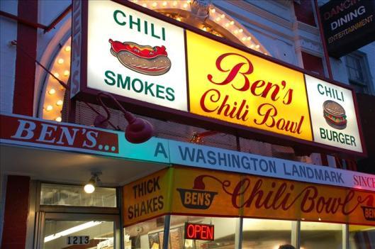 (Ben's Chili Bowl)